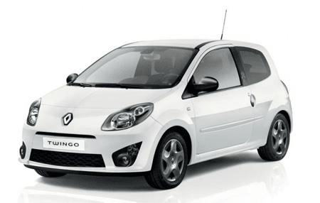 Renault Twingo 2 - Photo non contractuelle