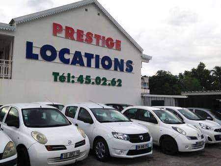 Prestige Location Car rental