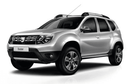 Dacia Duster - Photo non contractuelle