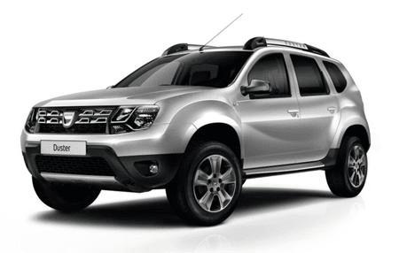 Dacia Duster - Photo non contractuelle