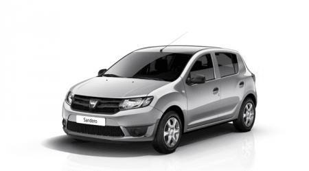 Dacia Sandero - Photo non contractuelle