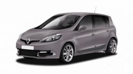 Renault Scénic - Photo non contractuelle