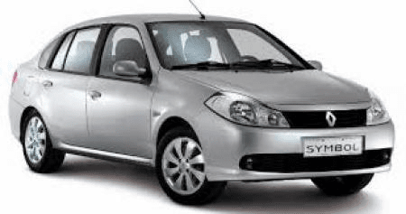 Renault Symbol - Photo non contractuelle