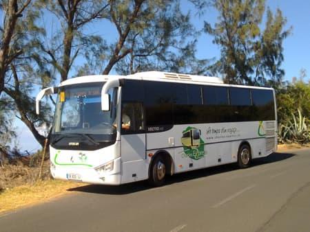 Bus Charles Express avec chauffeur