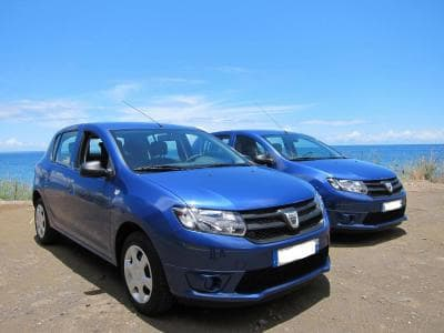Dacia Sandero - for information only