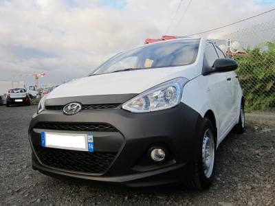 Nouvelle Hyundai i10 - for information only