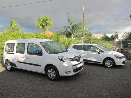 kangoo 7 places and Clio IV