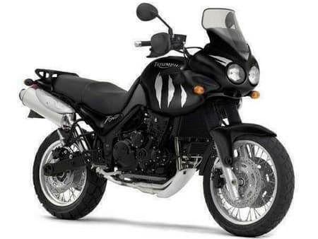 Motoloc OI Motocycle rentals - Triumph 955 I Tiger