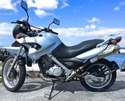 Motoloc OI Motocycle rentals - BMW F 650 GS