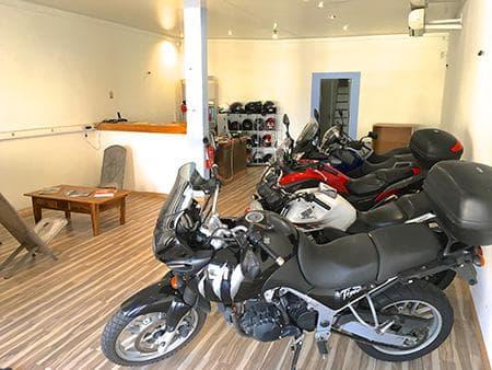 Motoloc OI Motocycle rentals