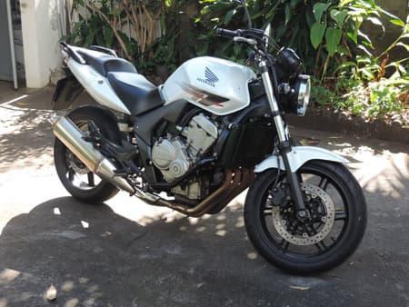 Motoloc OI Motocycle rentals - Honda CBF 600 N