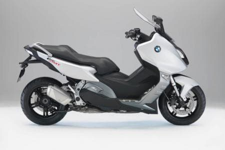 BMW C 600 Sport - Non contractual photo