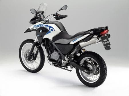 BMW G 650 GS Sertao - Non contractual photo