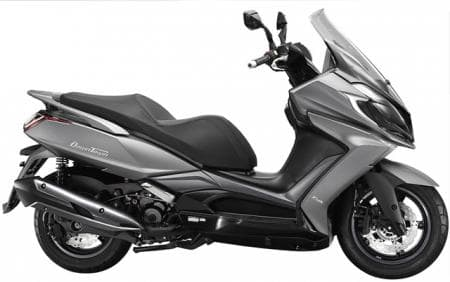 Scooter Kymco Downtown 125 - Photo non contractuelle