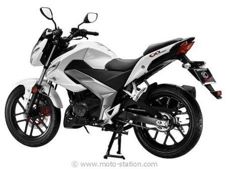 CK1 125 Kymco - photo non contractuelle