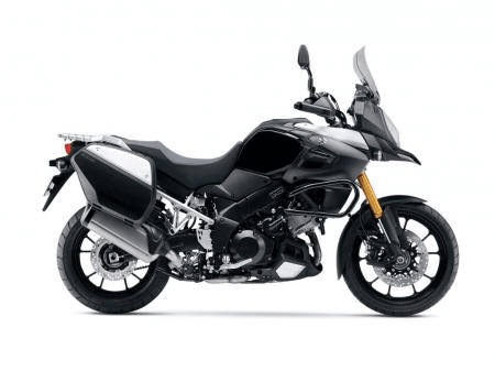 Suzuki V-strom 1000 - non contractual photo