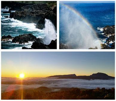 La côte Ouest, par les hauts et par les bas