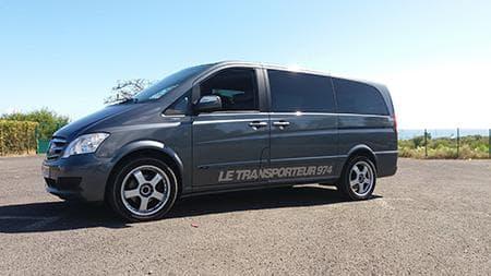 Van for 5 to 8 passengers