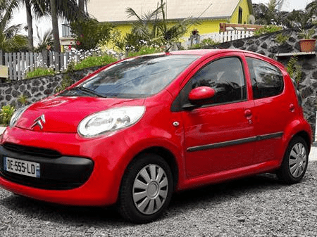 Citroën C1 - Photo non contractuelle