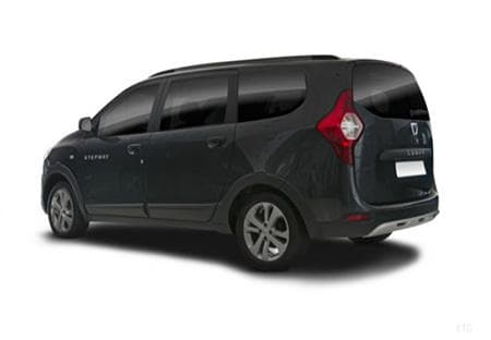 Dacia Lodgy DCI 7 places - Non contractual photo