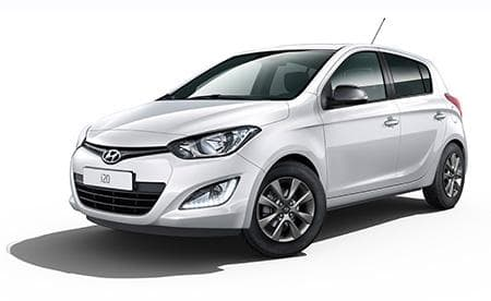 Hyundai i20 Diesel - Photo non contractuelle