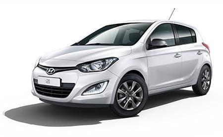 Hyundai i20 Diesel - Non contractual photo