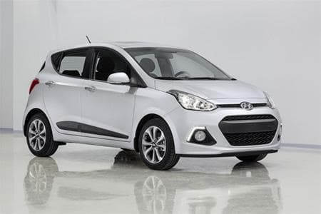 Hyundai I10 essence - Non contractual photo