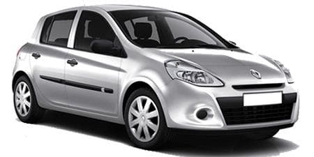 Renault Clio 3 - Non contractual photo