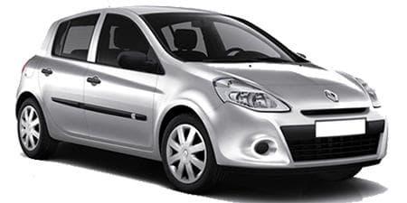 Renault Clio 3 - Photo non contractuelle