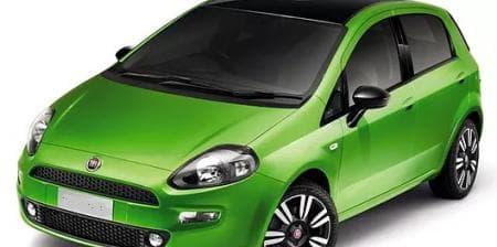 Fiat Punto - Photo non contractuelle