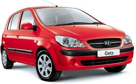 Hyundai Getz - Non contractual photo