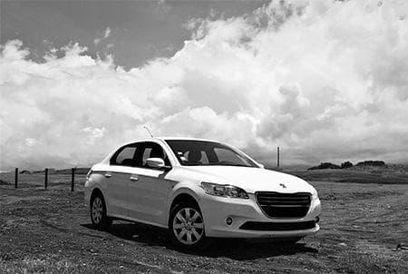 Peugeot 301 - Photo non contractuelle