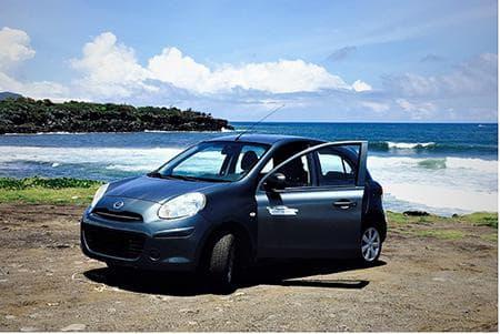 Nissan Micra - Photo non contractuelle