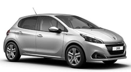 Peugeot 208 - Photo non contractuelle