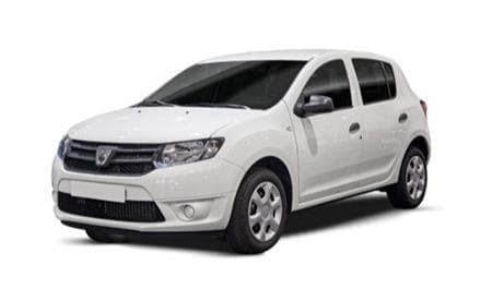 Dacia Sandero - Photo non contractuelle