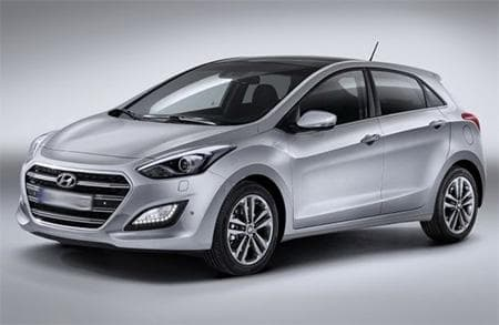 Hyundai  i30 - Photo non contractuelle